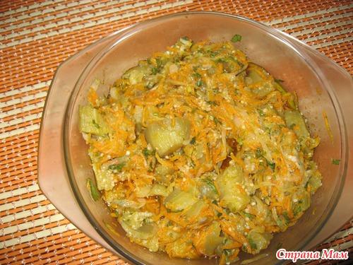 азербайджанские рецепты с баклажан фото