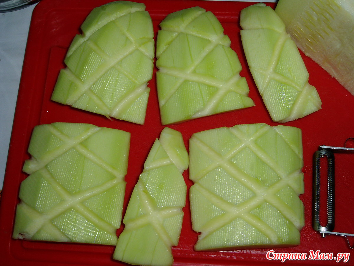 Ананасы с кабачков рецепт с пошагово