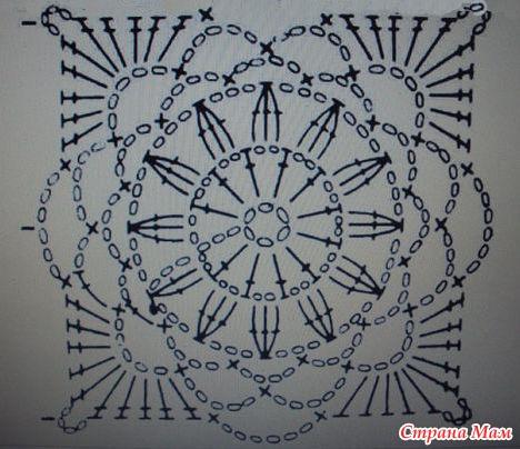 Вот несколько схем вязания
