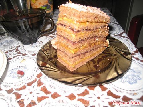 торт домик в деревне фото