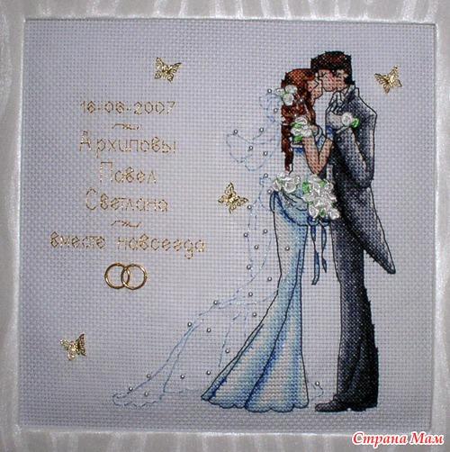 Свадьба свадебная метрика