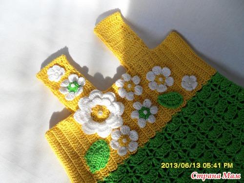 Буду хвастаться ))) платья - сарафаны