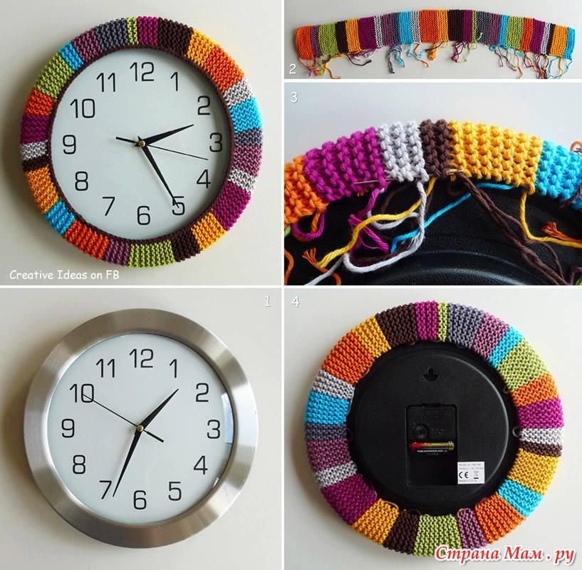 Идея часы своими руками