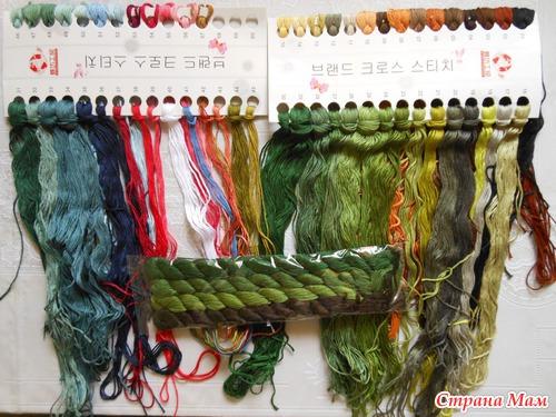 Про китайские наборы для вышивки, отзывы. - Вышивка и все о ней...
