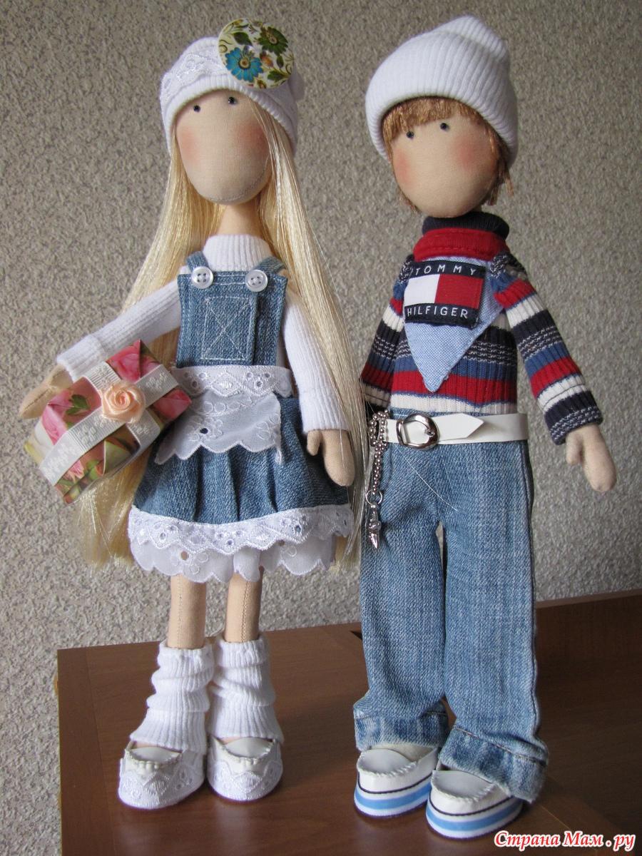Хенд мейд куклы своими руками