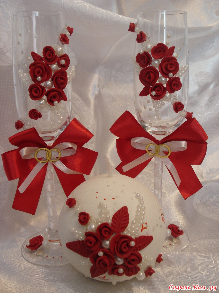 Что подарить на рубиновую свадьбу своими руками7