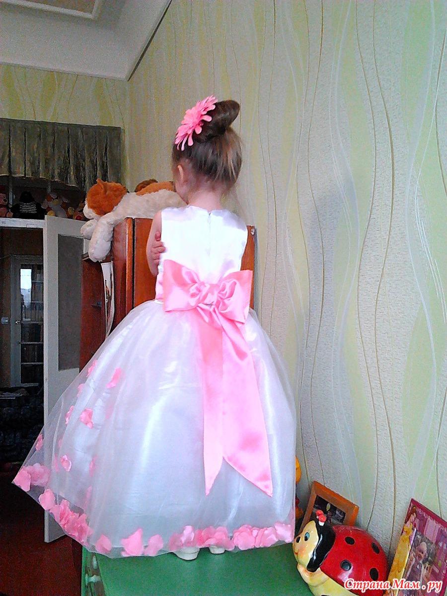 Сшить платье на праздник фото