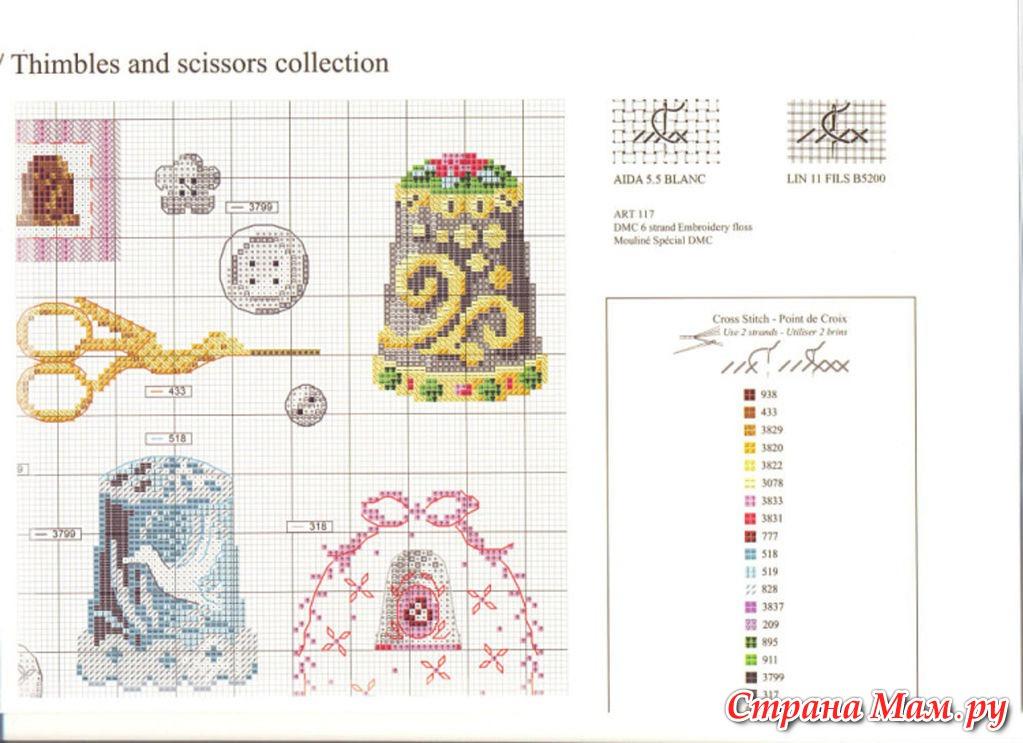 Схемы вышивки крестом сэмплер цветы