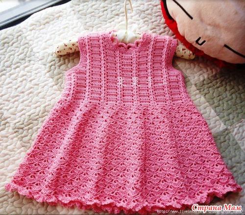 Избранное вязание платья для девочек БУДЕТ ПОПОЛНЯТЬСЯ