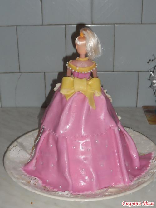 Торт кукла фото из армении