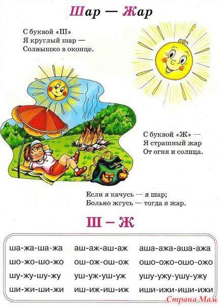 Стихи для тренировки речи Галины Шалаевой