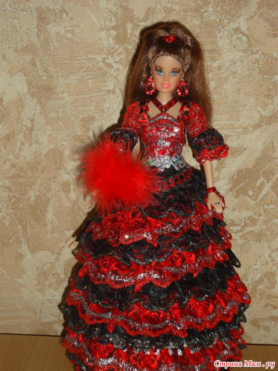 Кукла из пластиковой бутылки, шкатулка 83