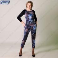 Висерди женская одежда платье сир 1046