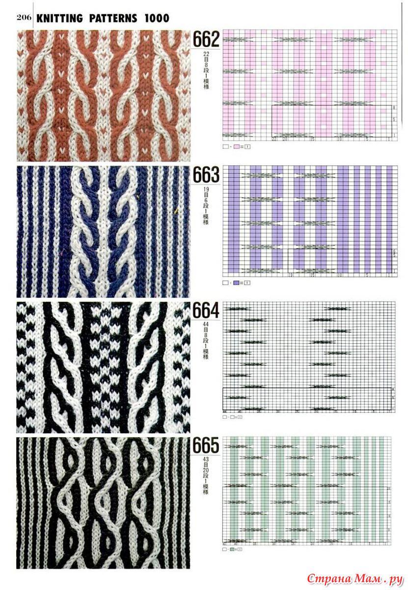 Узоры для вязания бриошь