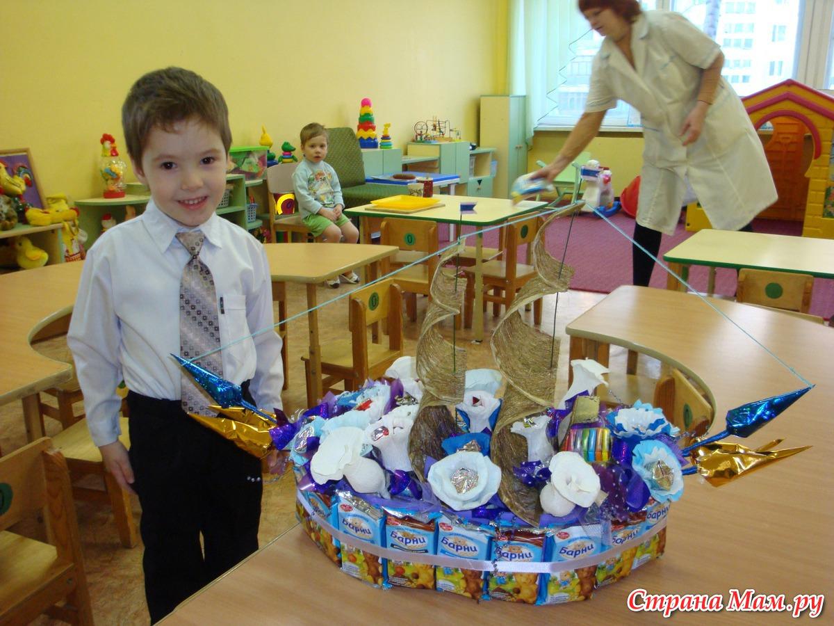 Подарки детям на дни рождения в детском саду