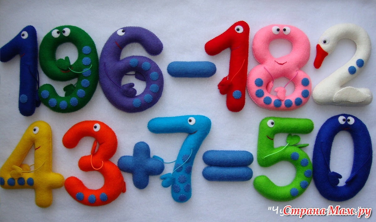 Как сделать объемные буквы и цифры своими руками? 53