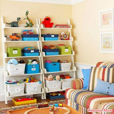 - Muebles para guardar juguetes ...
