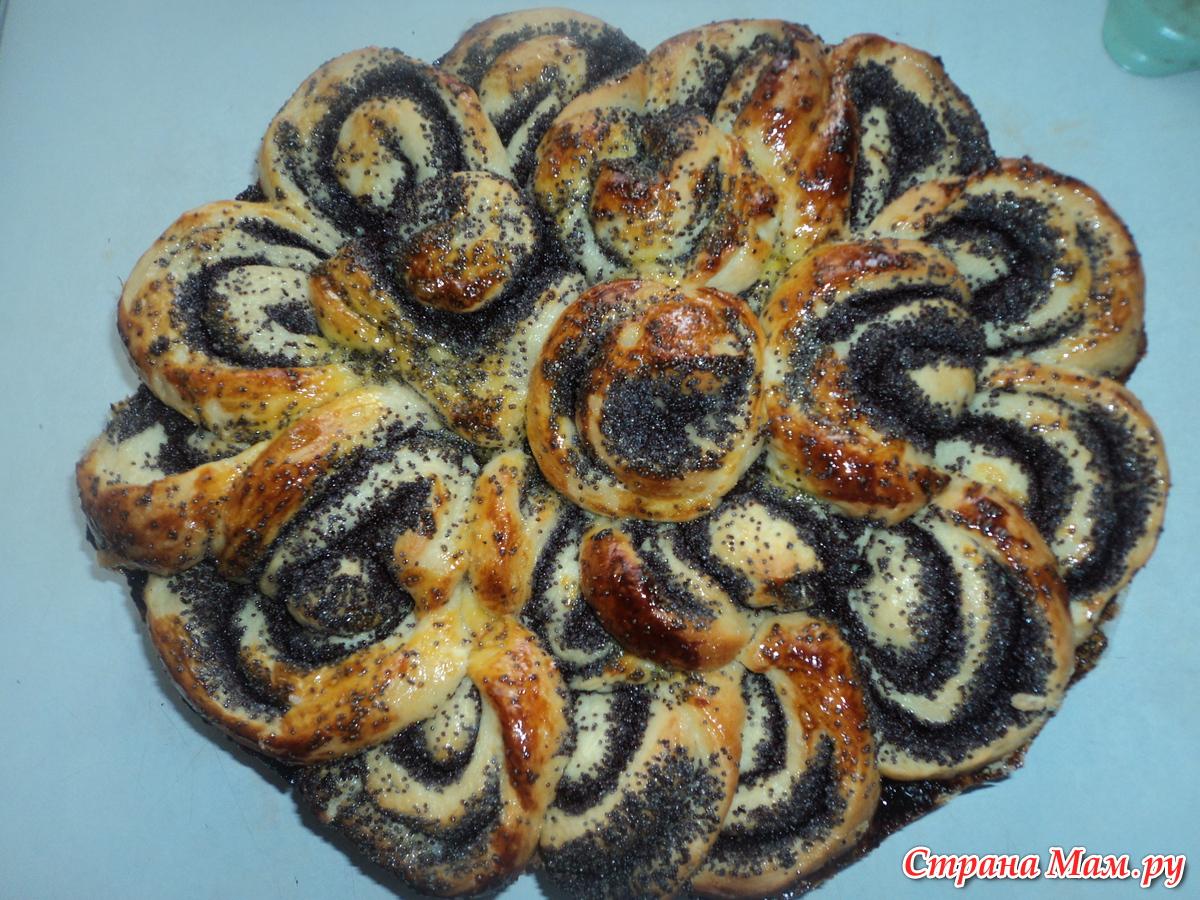 Как сделать маковую начинку для пирогов