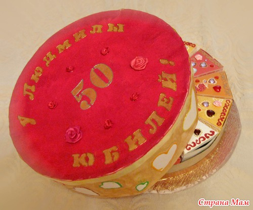 Бумажный торт фото