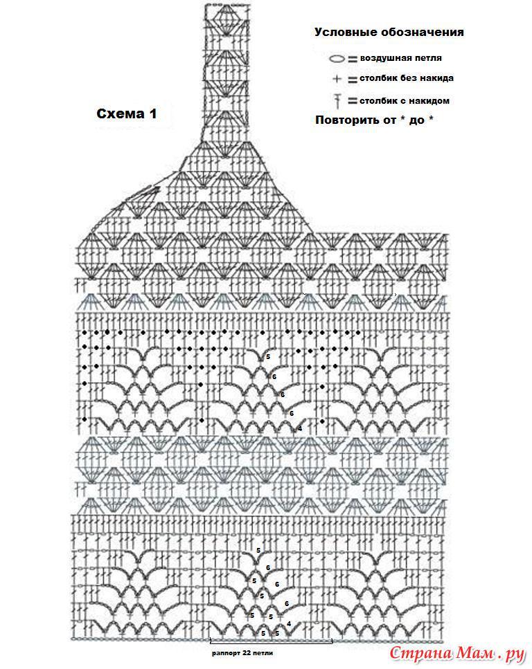 Филейное вязание крючком схемы и описание фото7