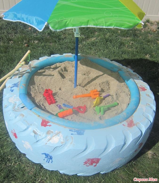 Как сделать бассейн своими руками для ребенка