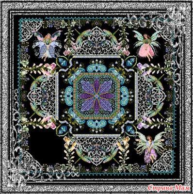 Шаталайн схемы вышивки