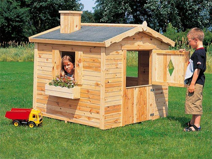 Домики для детей из дерева фото 155
