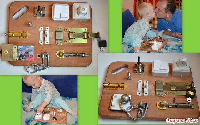 познавательные игрушки своими руками для кухни