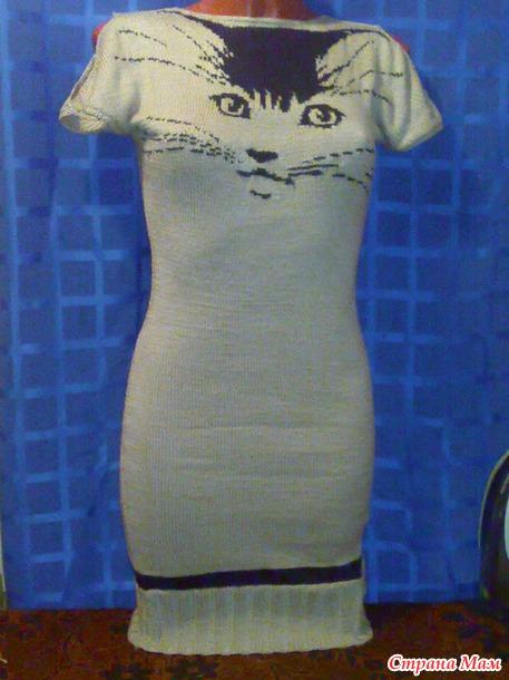 Мое новое платье)
