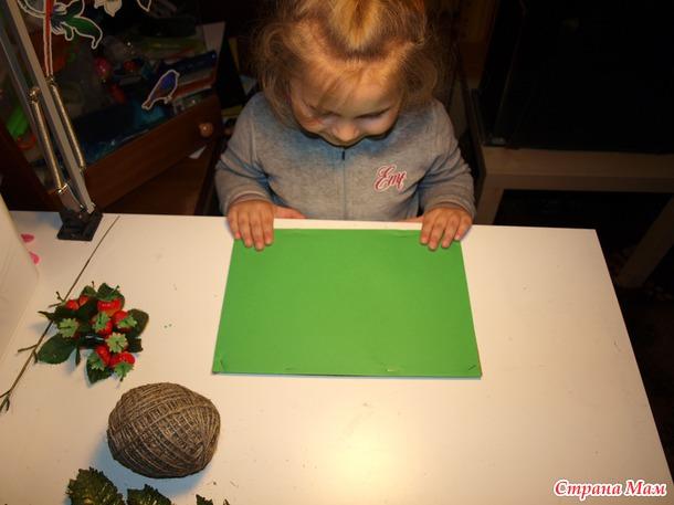 Как сделать 2 поделки в садик, на одну