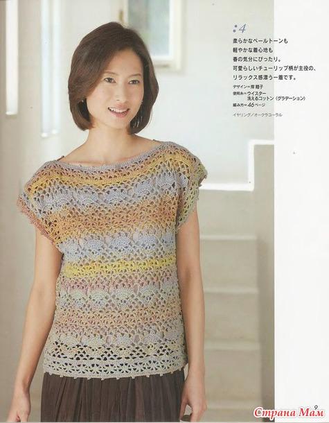 Модели из азиатских журналов