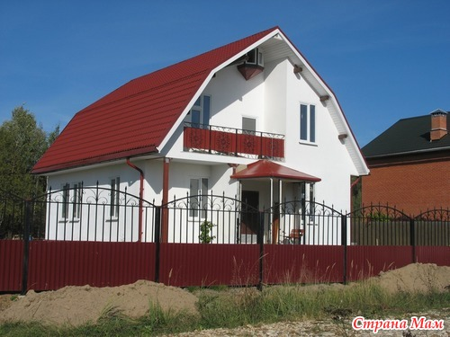 Дом меньше 100 кв и двух этажей не дом