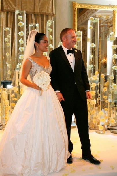 Свадебное платье 2000 года фото