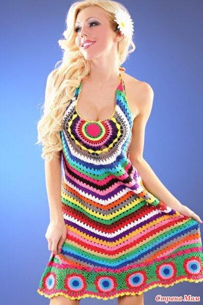 Модели вязание для девочек крючком