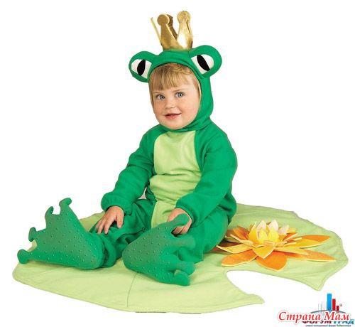 Какой костюм одеть на новый год ребенку