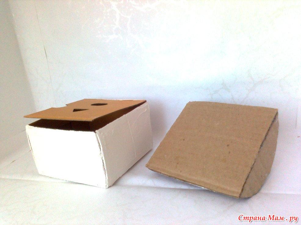 Как сделать бесполезную коробку своими руками 31