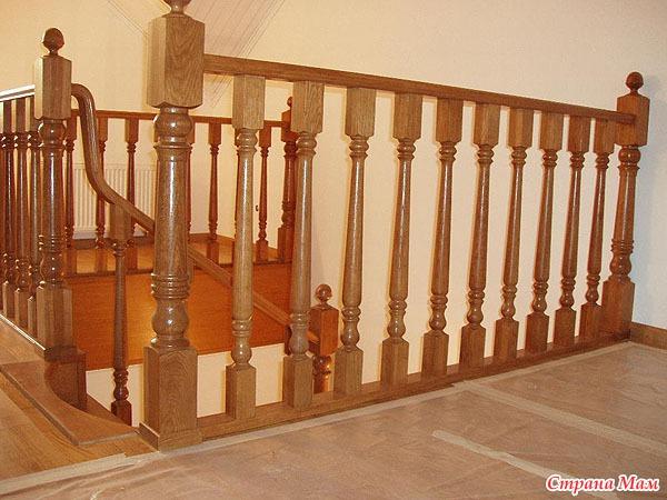 Лестница. как обезопасить детей? - ремонт и строительство - .