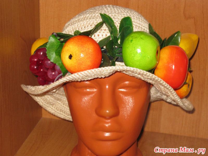 Поделки из фруктов своими руками: лучшие мастер-классы