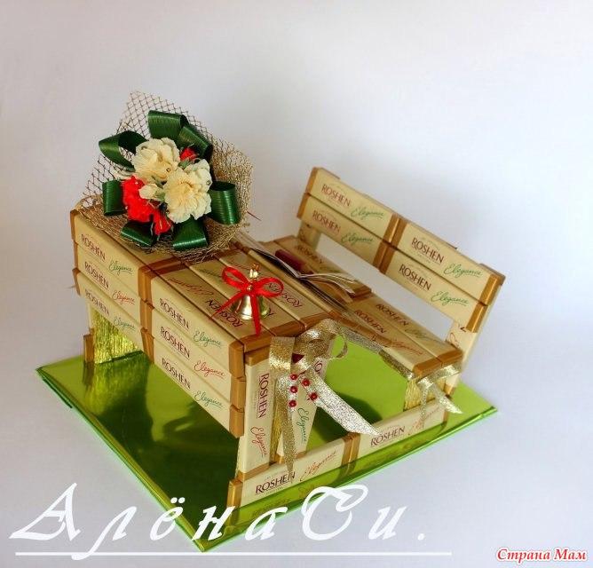 Подарки к праздникам своими руками