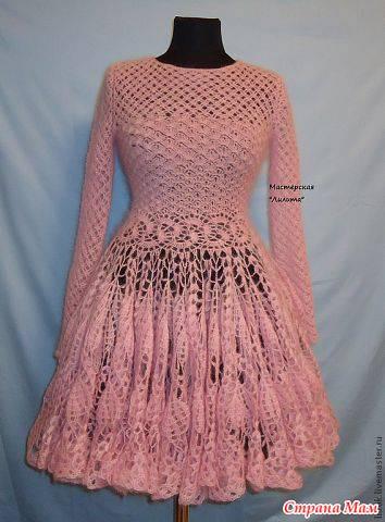 для первого платья