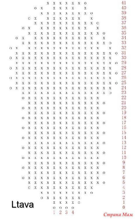 Пинетки крокодильчики крючком схема вязания 96