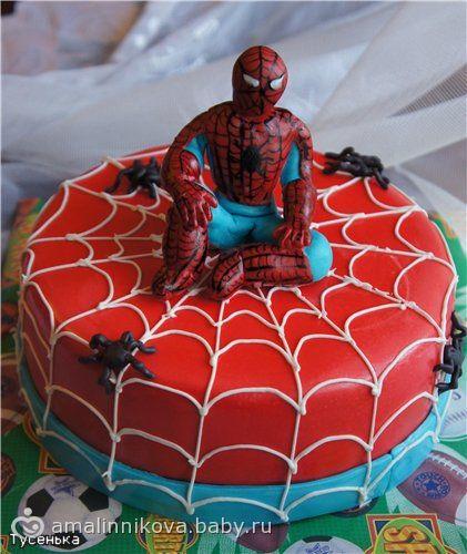 Торт мальчику 8 лет фото
