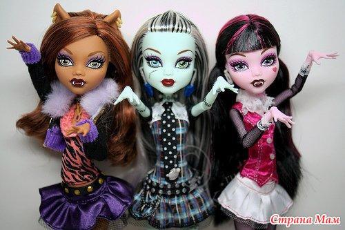 страшные картинки куклы барби