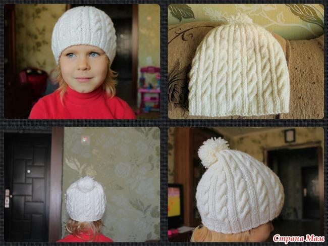 Как сделать пампушку на шапку