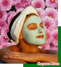 Маски для сухой и увядающей кожи в домашних условиях 26
