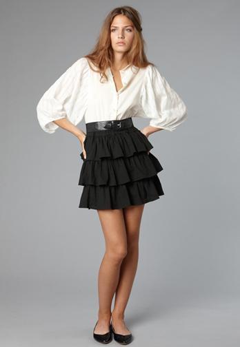 Модные юбки от модельеров на летний сезон