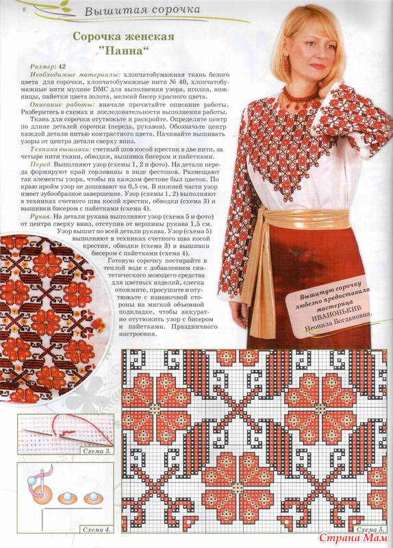 Тэги: схемы для вышивки
