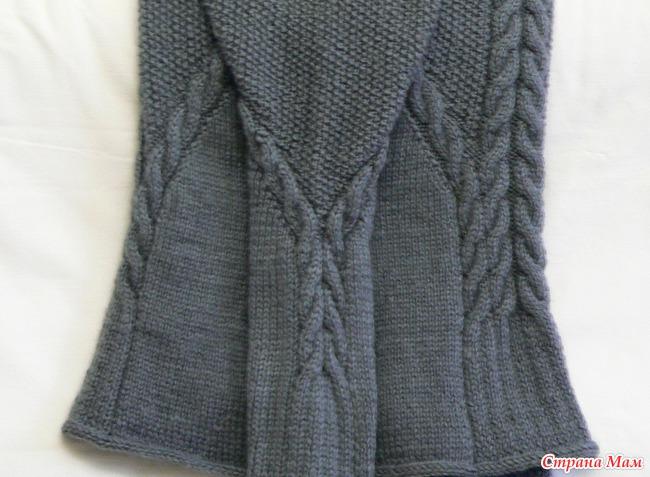 как сшить шапку из вязаной ткани