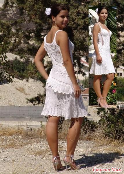 Прекрасные платья от ЗОИ ВУЛВИЧ.