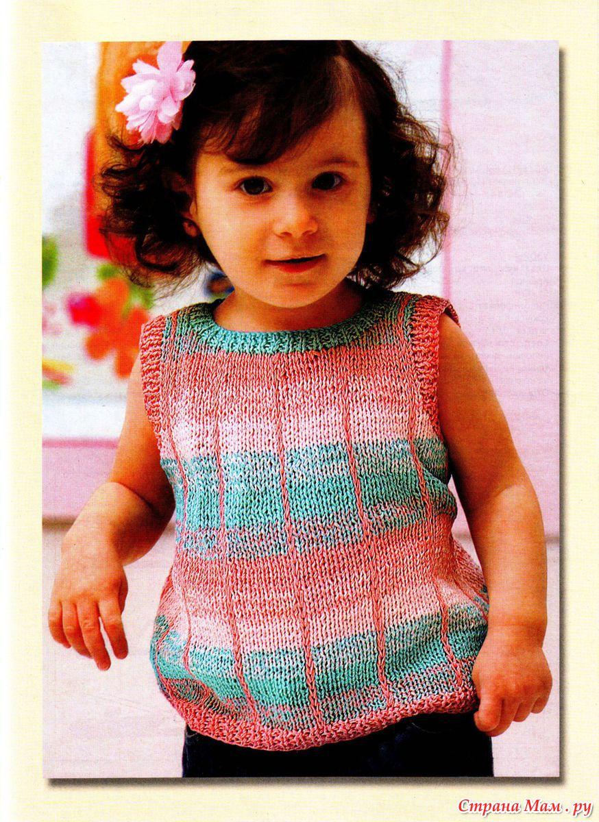 Детский жилет спицами и крючком для девочки: схема, выкройка, описание 99